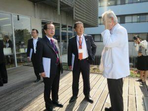 厚生労働委員会で長崎・福岡へ視察